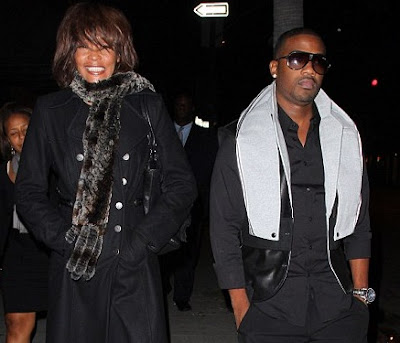 whitney houston y ray j amantes