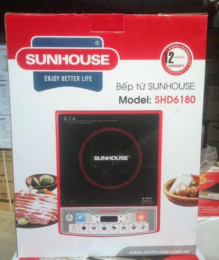 Bếp từ Sunhouse 6180