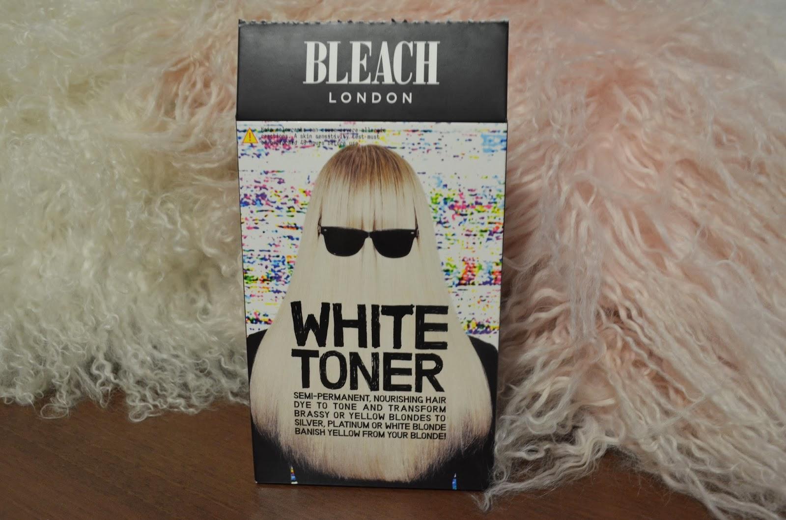 PerkyPick Bleach London White Toner