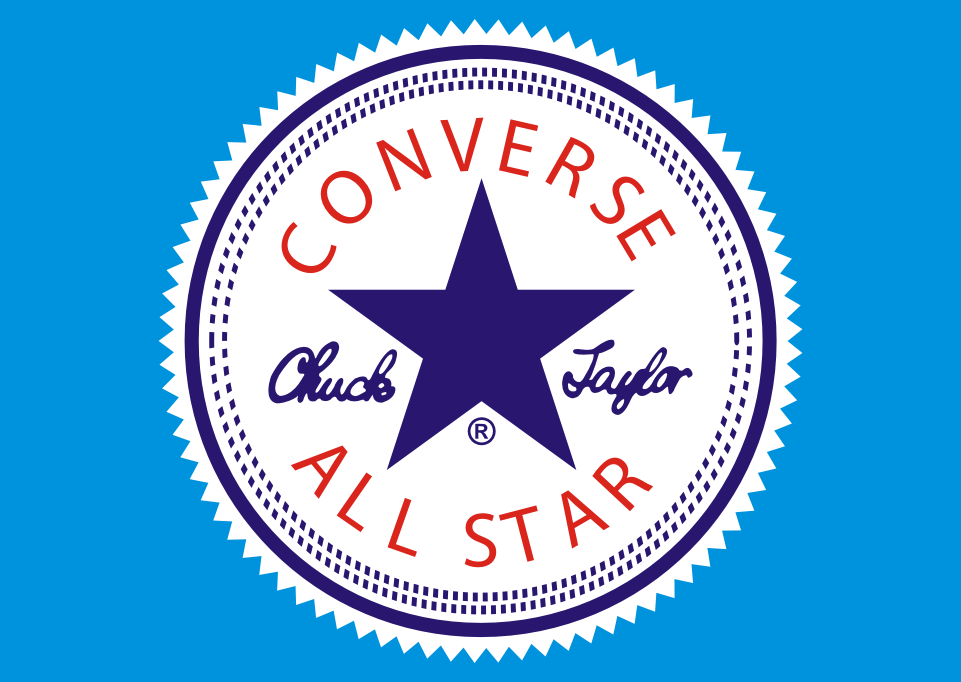 Converse All Star Chuck Taylor Logo offerzone.co.uk
