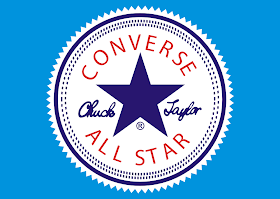 Converse All Star Logo Vector download free