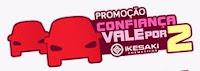 Promoção Ikesaki Cosméticos 'Confiança vale por 2' www.ikesaki.com.br/confiancavalepor2