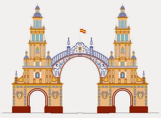 Portada Feria de Sevilla 2013