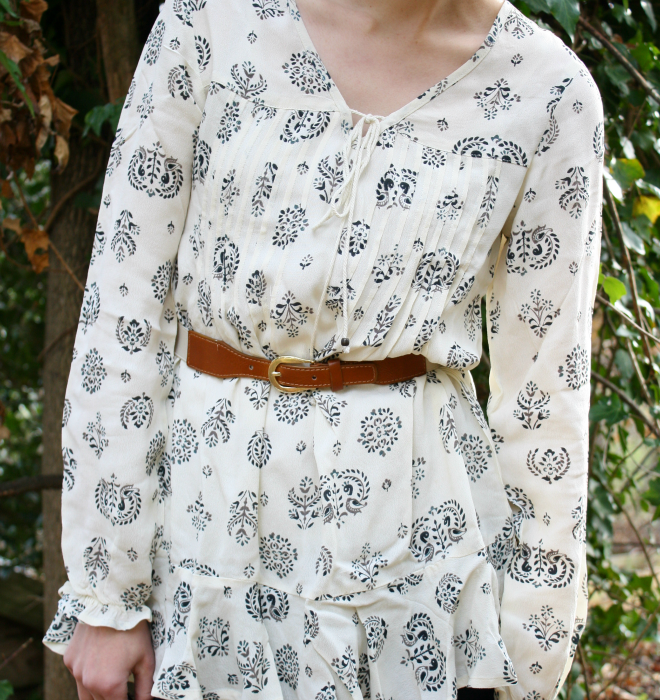 nomads printed peacock tunic on stylewiseblog.blogspot.com