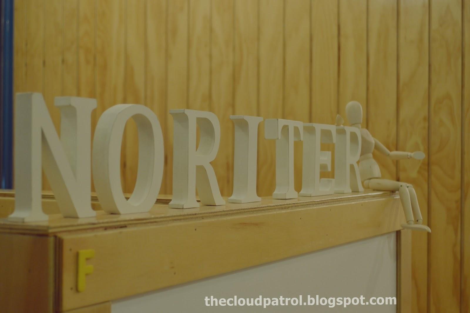Korean Cafe, Cafe Noriter Cebu, Noriter, Cute, Quirky, Cebu City