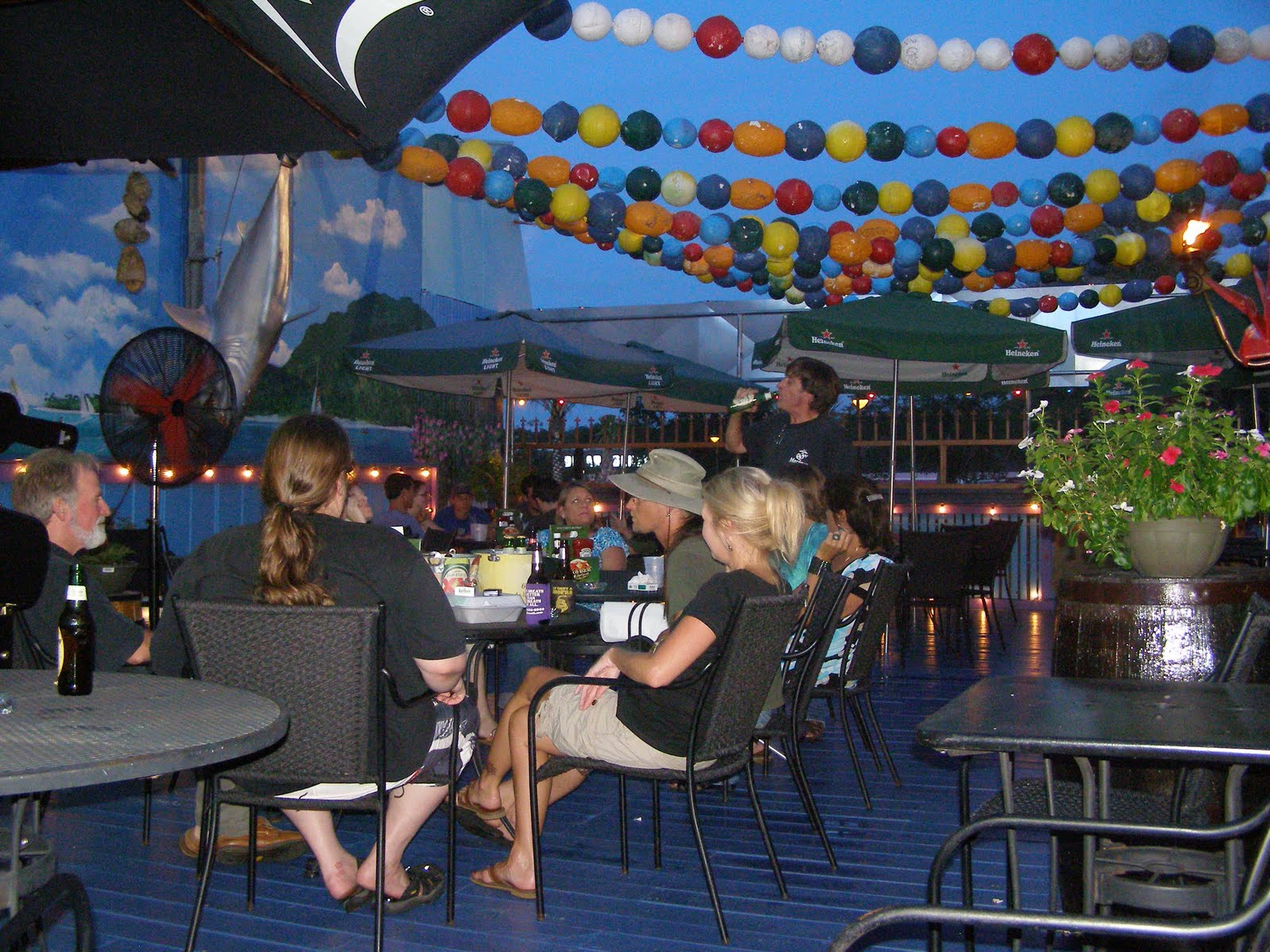 Tampa Streets Mike Tozier At Gaspar s Patio Bar & Grille
