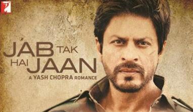 First Look: Shah Rukh Khan, Katrina, Anushka in 'Jab Tak Hai Jaan'