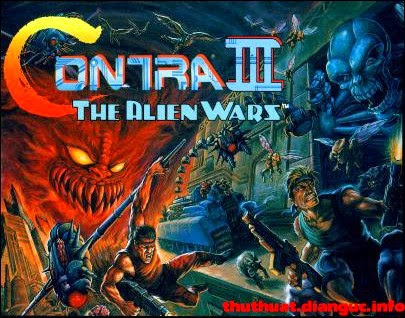 Game contra 3
