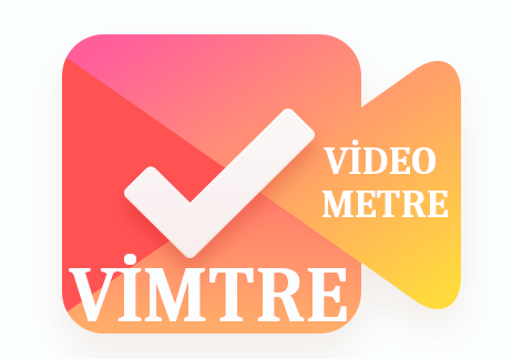 Vimtre (Video Metre)