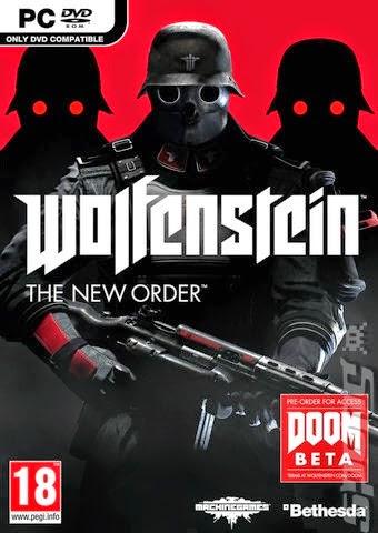Wolfenstein The New Order RELOADED Fully Full Version