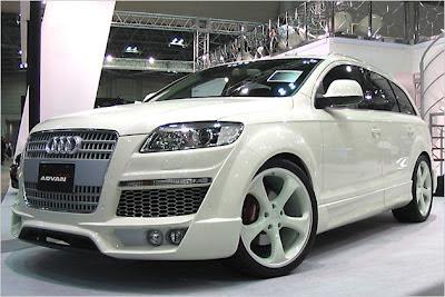 Audi Q7 4.2 FSI quattro 1 Daftar Harga Mobil Bekas Audi 2013
