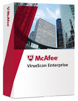 McAfee VirusScan Enterprise v8.8 + Patch