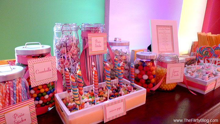 MsPanda 39s Wedding Planning Candy Bar Dessert Bar Snow Cones