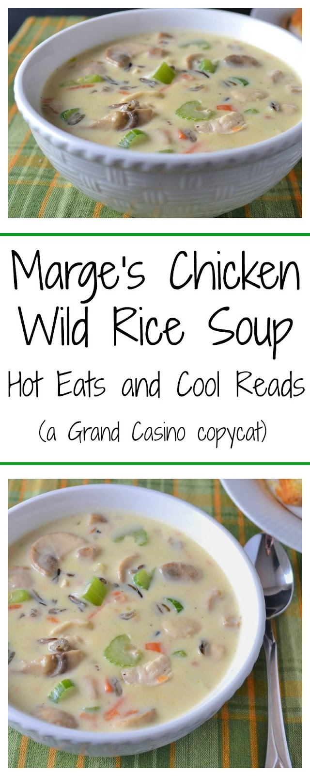grand casino wild rice soup recipe