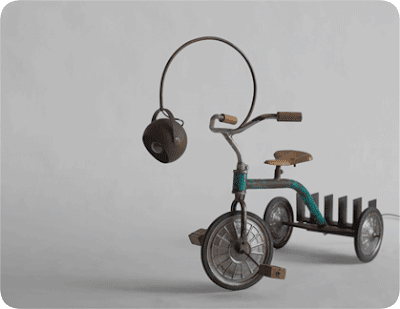 Manoteca design, from recycled objects