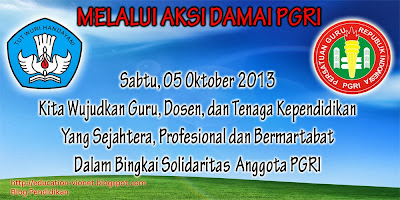 3,8 Juta Guru Se Indonesia 5 Oktober Aksi Damai