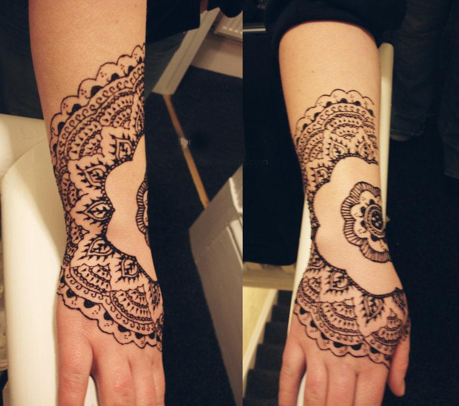 Mehndi Designs Arms Images : Latest arm mehndi style desings