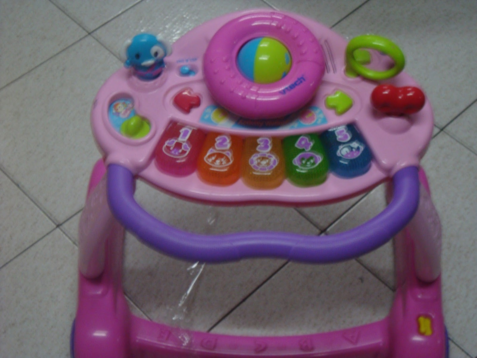 Mommyslove4baby143 Vtech Sit To Stand Activity Push