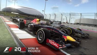 F1 2015 Key Generator Download