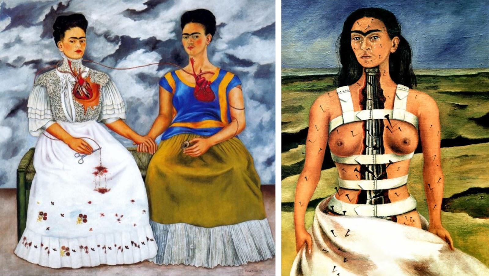 """Résultat de recherche d'images pour """"frida kahlo peinture"""""""