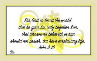 God's Eternal Gift...