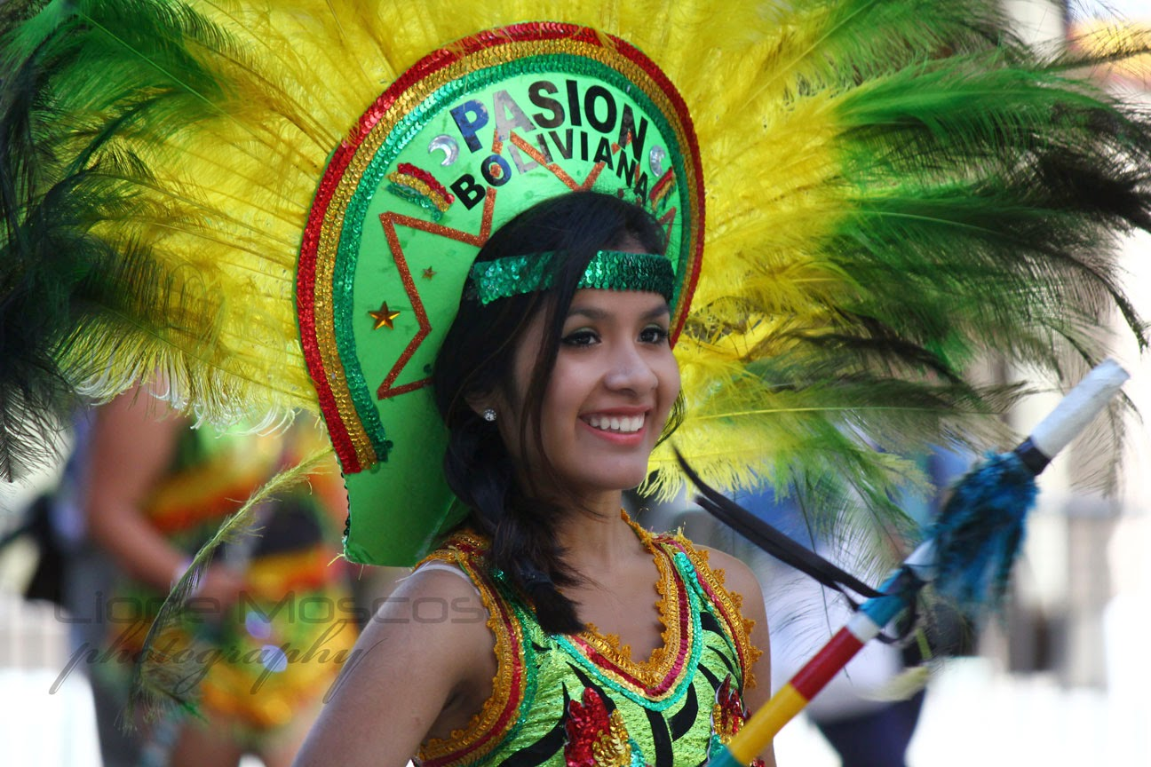 Danza Tobas Pasion boliviana