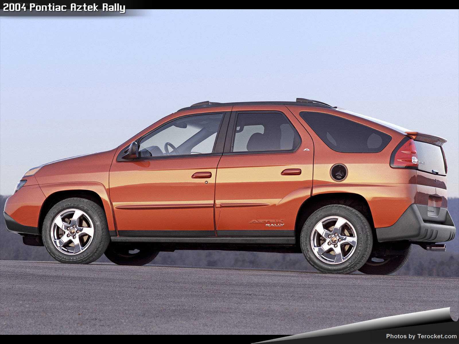 Hình ảnh xe ô tô Pontiac Aztek Rally 2004 & nội ngoại thất