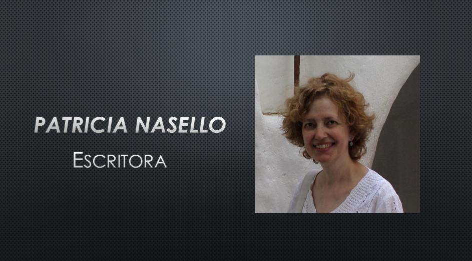 Patricia Nasello, escritora