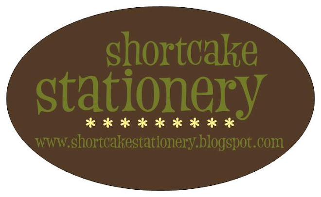 Shortcake Stationery