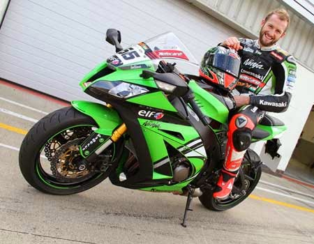 Kawasaki ZX-10R versi World Champion Edition