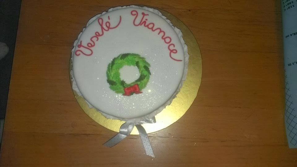 Vianočná torta 1