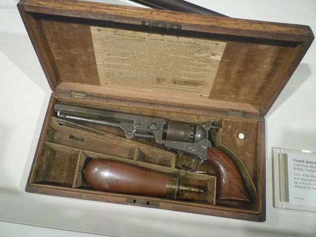 royal armouries leeds gun pistol via lovebirds vintage