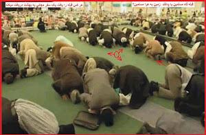 نماز گوز پیچ نیز مانند نماز وحشت و نماز میت .. بر مسملمانان واجب است