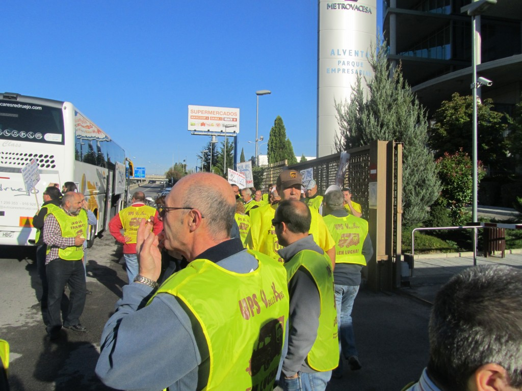 blog de los as trabajadores as de ups vallecas