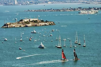 the America's Cup Finals on September 12,