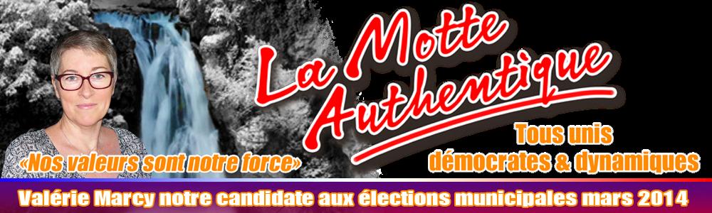 La Motte Authentique Municipales 2014
