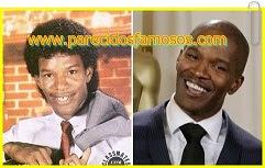 Jamie Foxx antes y después