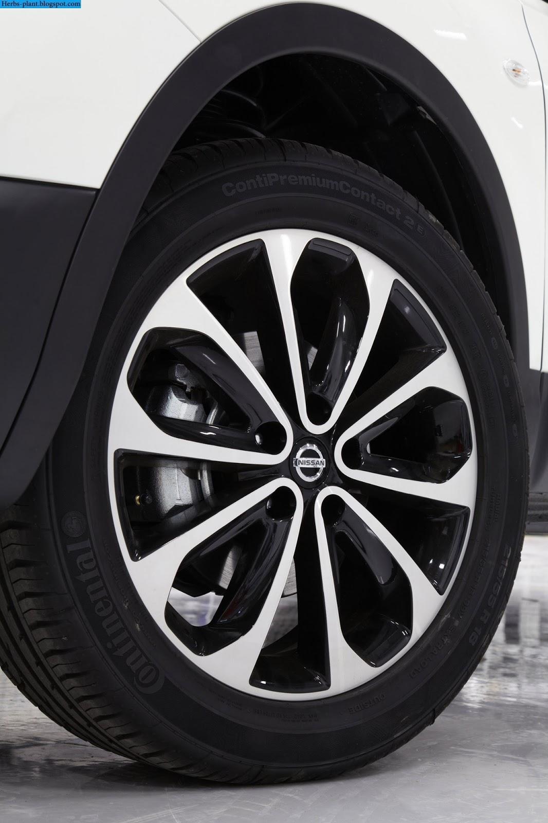 Nissan qashqai car 2013 tyres/wheels - صور اطارات سيارة نيسان كاشكاي 2013