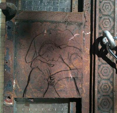 dessin erotique pornographique un homme met deux doigts dans l'anus d'une femme