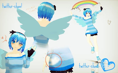 MMOTM: twitter-chan