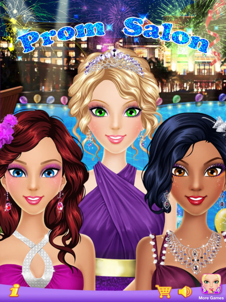 Prom Salon App iTunes App By Libii Tech Limited - FreeApps.ws