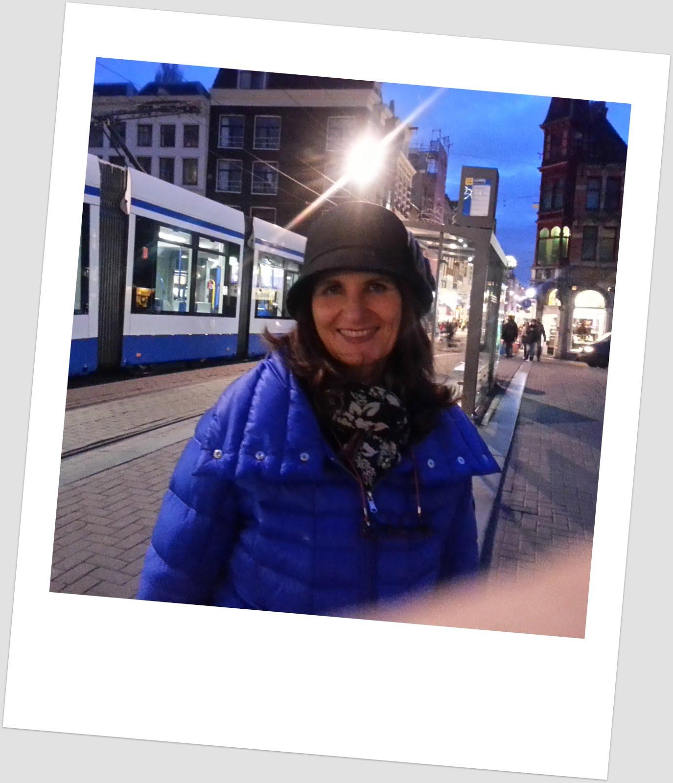 Qui sono ad Amsterdam!