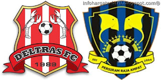 Skor Akhir Deltras vs Persiram | Hasil Pertandingan Kamis 7 Juni 2012