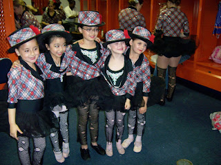 charlotte competition dance team kids