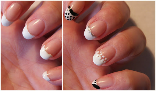 French Mani and Variations
