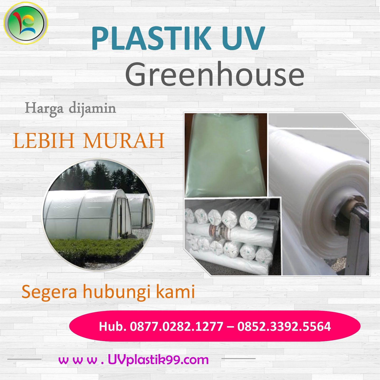 Plastik UV Greenhouse
