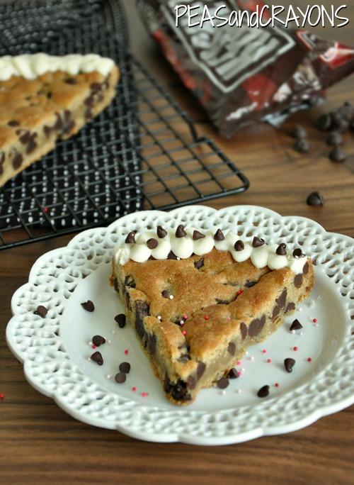 Recipes for homemade cookie cake