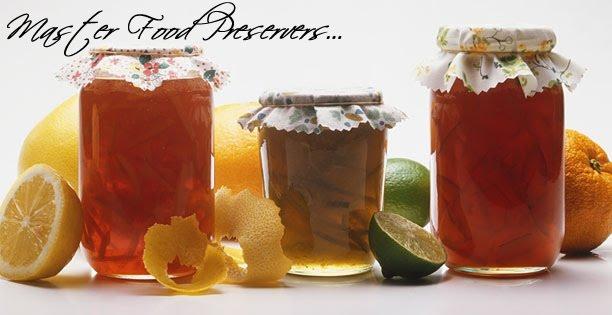 Master Food Preservers