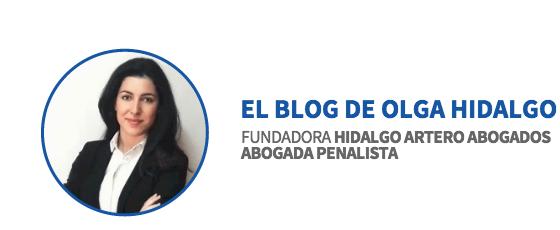 Olga Hidalgo | Abogada penalista