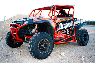 DragonFire Racing's Polaris RZR XP